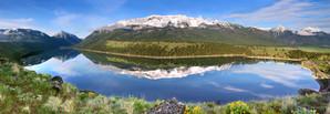 Spring Reflection Wallowa Lake