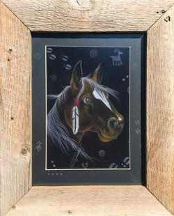 Pony and Bighorn Ram Tracks