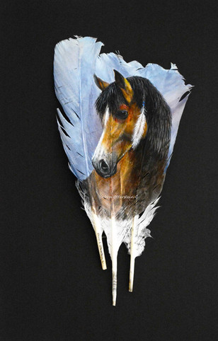 Spirit Horse  $ 450