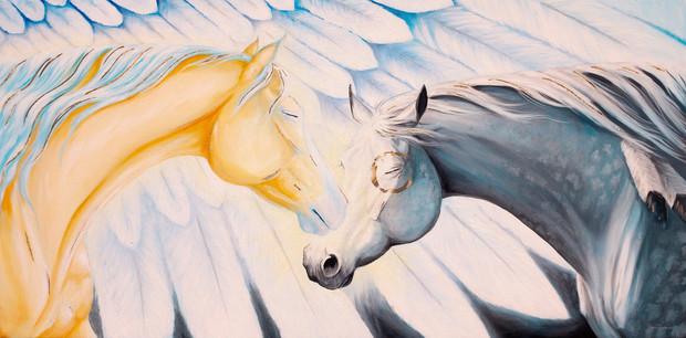 Wings of Grace  $ 1,200