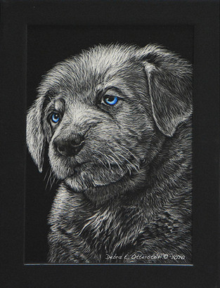 Puppy Love  $ 225 SOLD