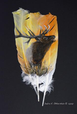 Elk $ 450 - SOLD