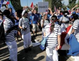 Coupe du monde de foot des sans-abris