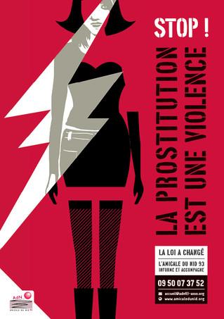 Nouveaux droits pour les victimes de prostitution : L'ADN93 vous aide à les informer !