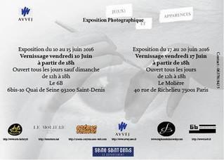 Je(ux) et Apparences - Une exposition photo réalisée avec les adolescents de l'AVVEJ