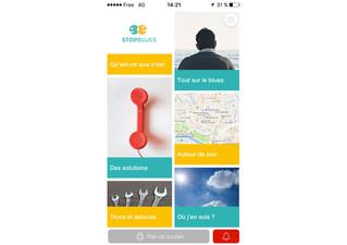 StopBlues, l'outil de E-santé dédié à la prévention du mal-être