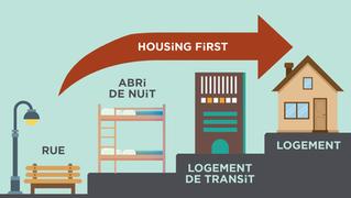 Le 93 choisi pour la mise en oeuvre accélérée du logement d'abord en IDF