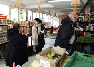 Petit-déjeuner découverte - Épicerie solidaire d'Aurore  (30.01 - 9h/11h)