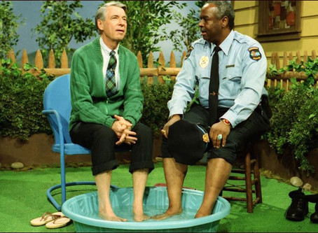 Nurturing the Mr. Rogers Within Ourselves