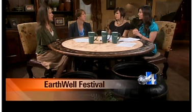 Earthwell Festival Interview