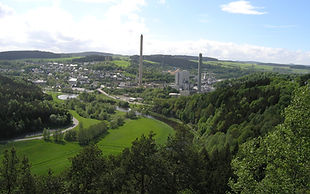 Panorama Blankenstein