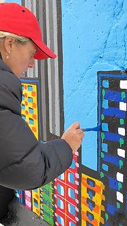 Lisa painting wall2.JPG