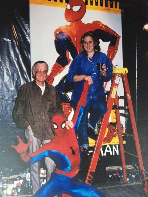 Stan Lee & Lisa Grubb.JPG