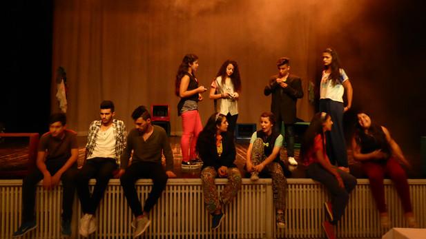 A Theater Dance Show