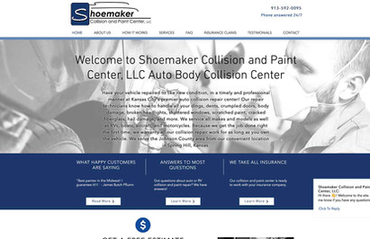 Shoemaker Collision and Paint Center, LLC