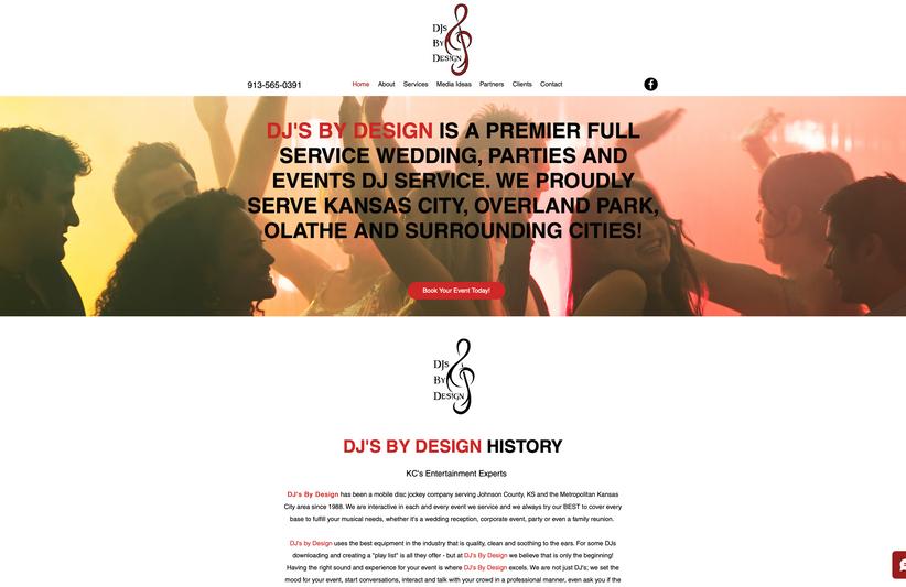 DJ's By Design