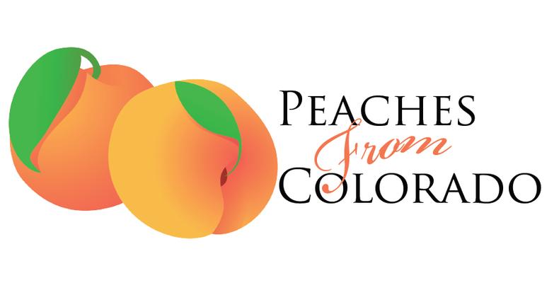 Peaches From Colorado Logo