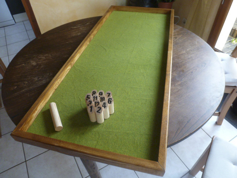 Le Molkky de Table