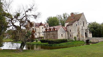 Château de Pontarmé - Location jeux en bois mariage 60 oise Kermesse