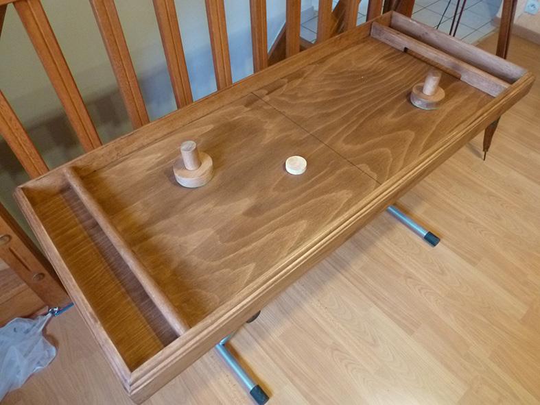 La Table a Glisser