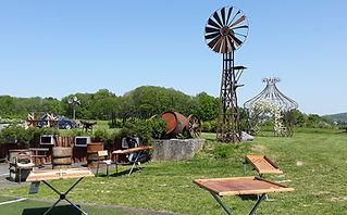 78 - Yvelines Domaine des bonnes joies jeux en bois
