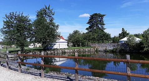 Le Nomade Lodge - Ferme de la Boulaye - Jeux en bois - Jeux tM Paname 77 Seine et Marne Mariage Jeux de Kermesse