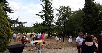 La Tour Duval Jeux en bois 78 Yvelines Paris Mariage