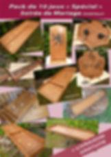 location jeux en bois mariage