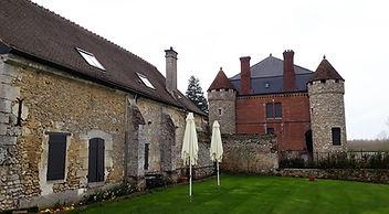 60 oise Abbaye de Froidmont animation Jeux en bois mariage