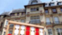Chateau de Montvillargenne Kermesse sall