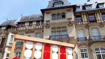 Chateau de Montvillargenne Séminaire 60 oise gouvieux