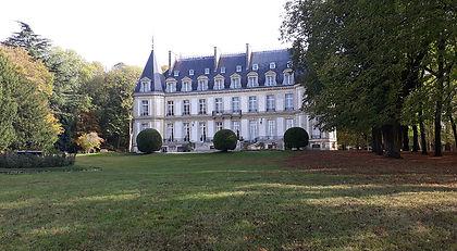 Château de Santeny Jeux en Bois