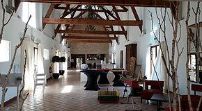Domaine de Brunel événement Jeux en bois 95 Mariage