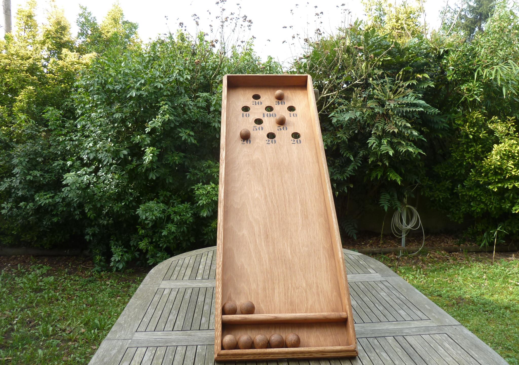 location jeux en bois Paris Billard japonais