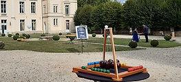 Chateau de Villiers Cerny 91 Essonne Loc