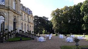Château de Champlâtreux - Val-d'Oise 95 - Jeux en bois - Jeux tM Paname