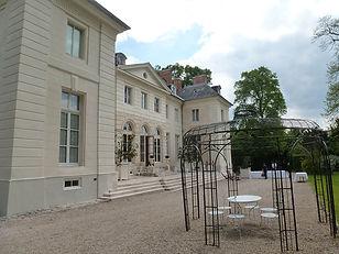 Mariage au Château de la Chesnay 95 - Val d'Oise jeux en bois Jeux de Kermesse Animation