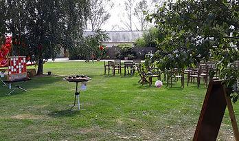 La ferme du Grand Chemin Jeux en bois 95 Val-d'Oise Mariage kermesse