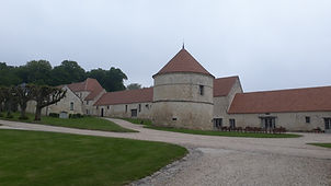 Chateau de Serans Jeux en bois Mariage Oise 60