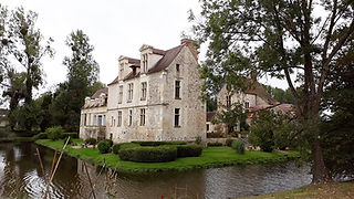 Oise 60 Château de Pontarmé - Location jeux en bois mariage kermesse