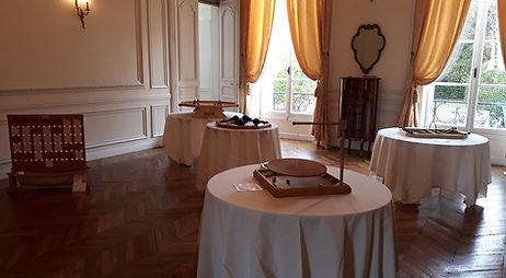 Château de Santeny 77 - Seine et Marne Mariage Animation Jeux t'M Paname en bois