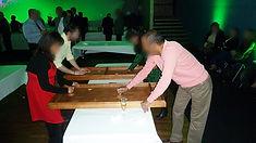 animation Mairie jeux en bois