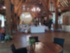 Mariage au Manoir de Corny (27, Corny) jeux en bois