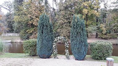 Château de Pontarmé Oise 60 Location jeux en bois Kermesse mariage