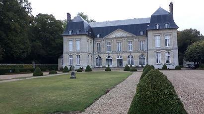 Chateau de Boury 60 Oise Location Jeux en bois Mariage