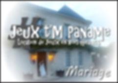 mariage Jeux en bois animation location paris