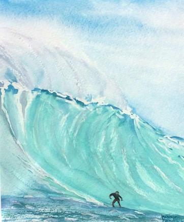 Daredevil Surfer
