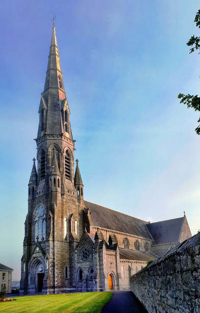 St. Patrick - Steeple