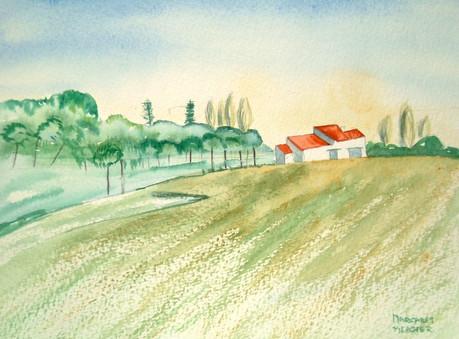 Spanish Farmhouse