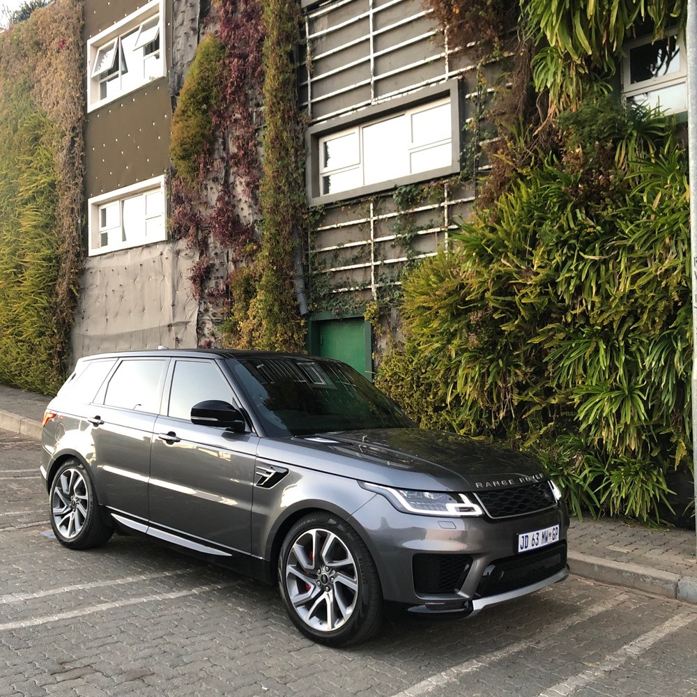 Car review Range Rover Sport P400e HSE Hybrid SUV